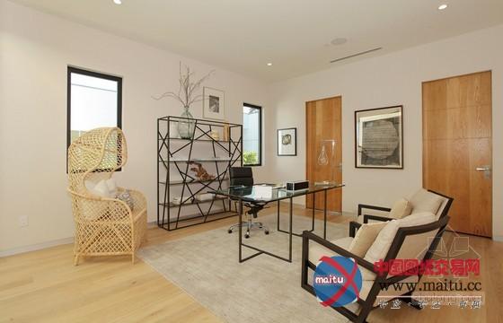 现代时尚住宅设计 独特的自然味道-室内设计-中国图纸