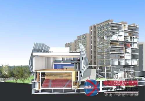 """新加坡:零碳建筑走出""""乌托邦"""""""