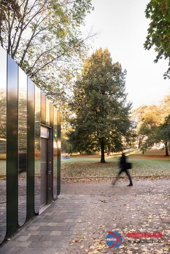公共卫生间-园林景观