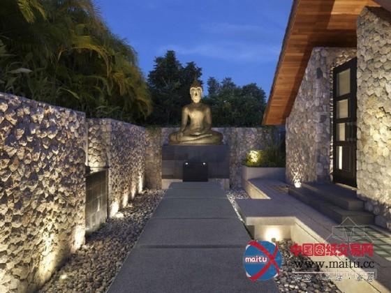 泰国普吉岛豪华海滨别墅设计