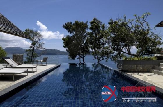 泰国普吉岛豪华海滨别墅设计 迷人的优雅