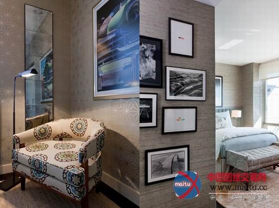 曼哈顿美丽公寓设计 带给人惊喜-室内设计-中国图纸