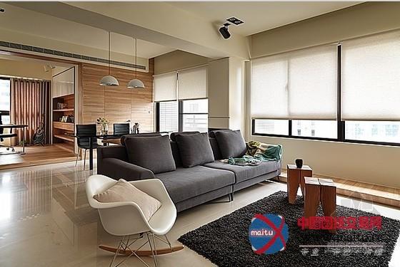 台湾住宅室内装修设计-室内设计-中国图纸