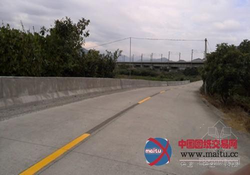钢筋砼防撞墙11563米