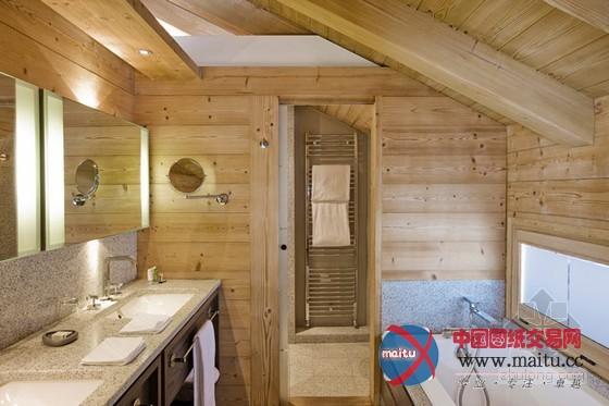 木屋别墅设计-室内设计