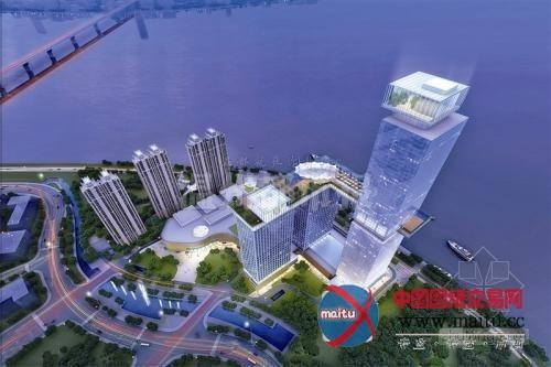 七都欲建280米超高层建筑 将成温州市新地标