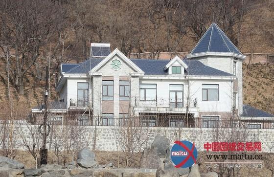 辽宁丹东地震局盖欧式别墅办公楼气派非常遭质疑