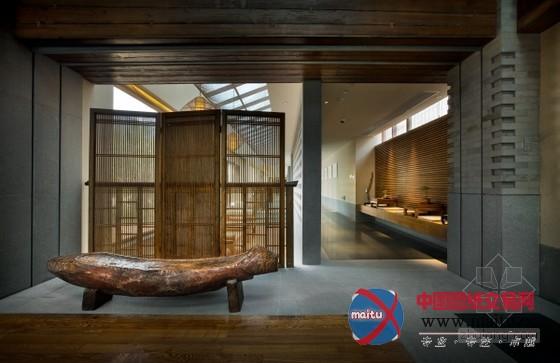一格的机械体验-室内设计-昆山学徒交易网中国禅意招聘图纸设计图片