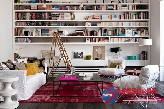 巴黎现代风格公寓设计