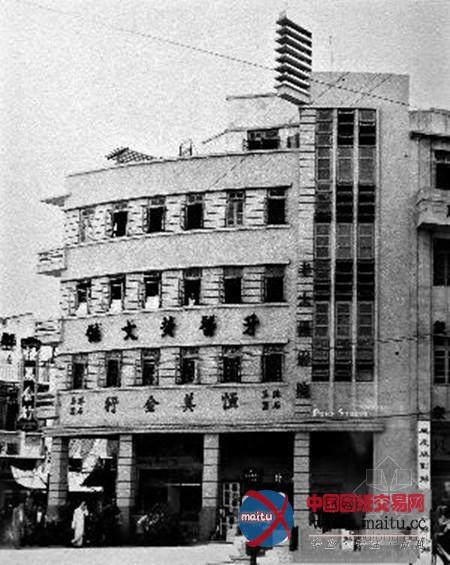 老楼凤凰涅盘变身时尚会所-建筑结构-中国图纸交易网