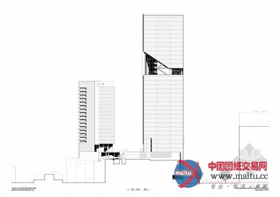 摘要:richard meier & partners发布了他们设计的墨西哥城雷福马双子塔的细节。这个设计能直接反应这个地区的汗青和经济增加,项目整体设计为这个地块供给了扩大的潜力。  richard meier设计的墨西哥城双子塔 建筑设计: richard meier, bernhard karpf 项目地址: 墨西哥城,墨西哥 图片来历: richard meier & partners 2座双子塔坐落在骨干道的边上,较高的塔是一座40层高的同化功能建筑,包含了高端商务办公区、百货市