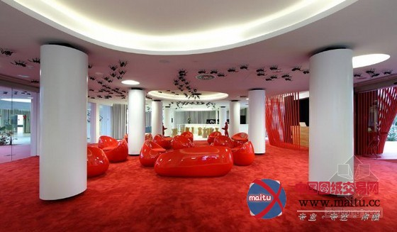 荣获欧洲酒店设计大奖-室内设计
