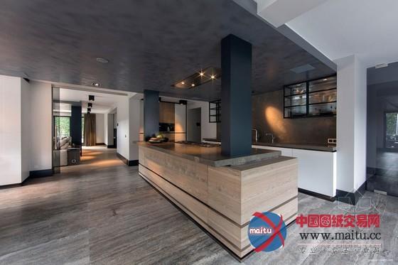简约主义别墅设计 空间显大气-室内设计-中国图纸