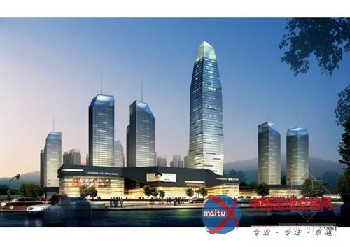 昆明今年将建成6栋钢结构摩天大楼
