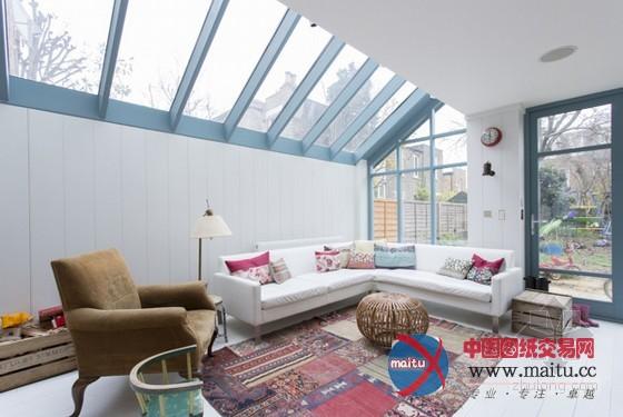 伦敦乡村风格家居装饰设计-室内设计-中国