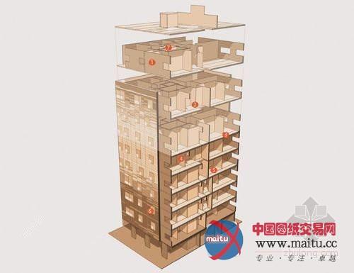 世界上最高的木结构建筑