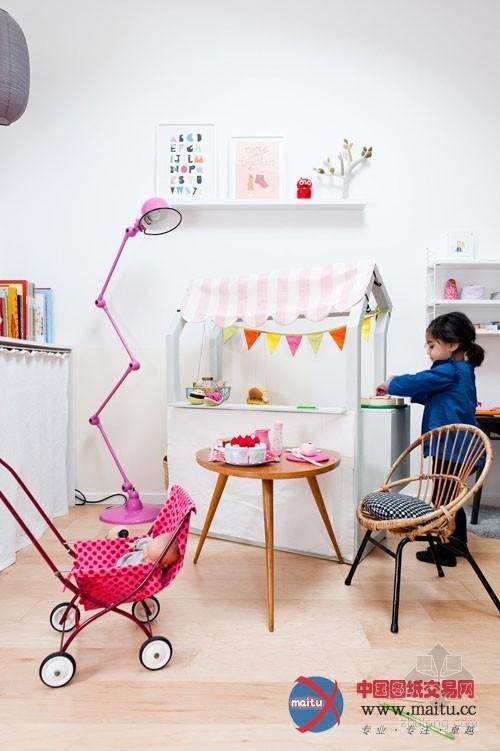 多彩的温馨阳光小屋家居装饰设计