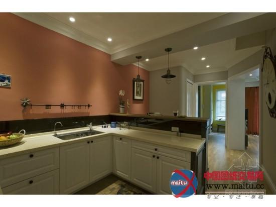 厨房 家居 设计 装修