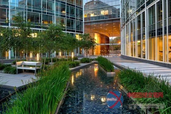 sasaki设计的54广场和宾夕法尼亚大道-园林景观-中国