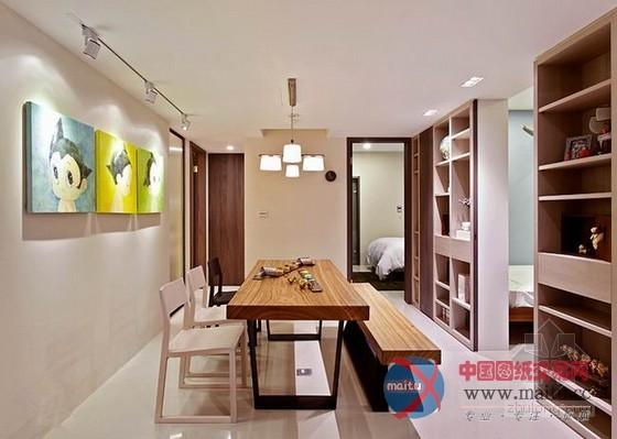 臺灣130平米住宅室內設計