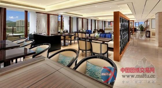 场酒店设计-室内设计-中国
