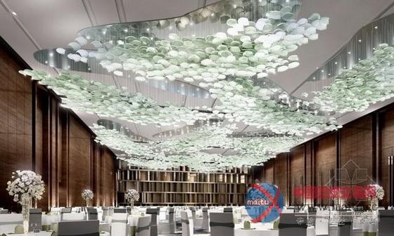 重庆解放碑威斯汀酒店景观设计