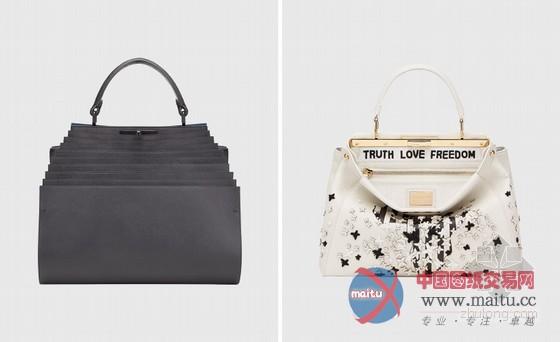 扎哈61哈迪德为知名品牌设计手提包