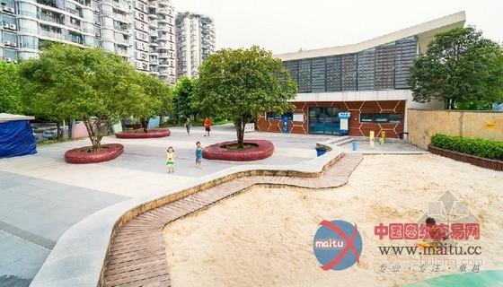 重慶首個兒童主題生態公園景觀規劃設計