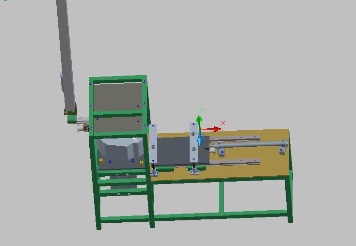 自动熔焊机