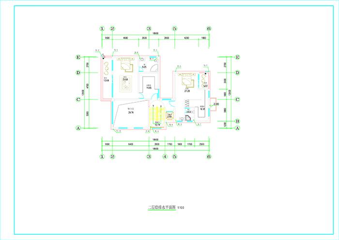 别墅、住宅楼房全套图纸