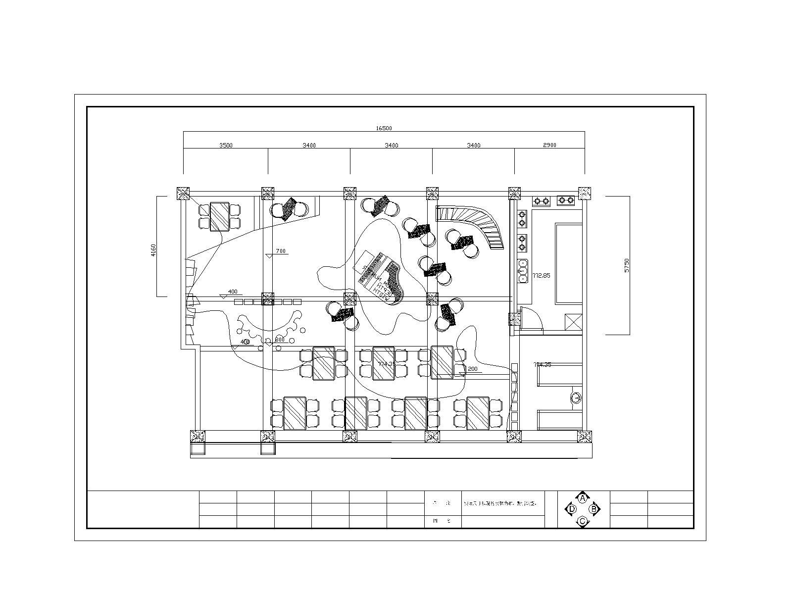 茶吧-房屋设计图-中国图纸交易网